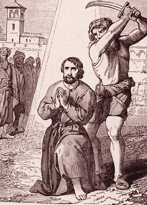 sveti Evlogij iz Cordobe - duhovnik in mučenec