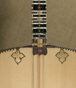 Tanbur - guitar turkey